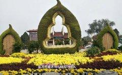 城市植物绿雕供应